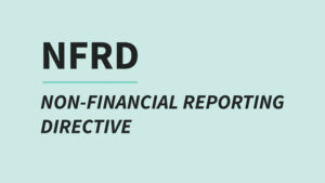 Non Financial Reporting NFRD